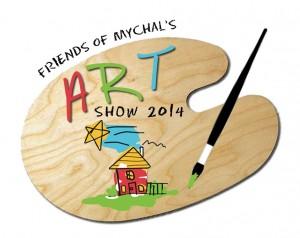 Mychal's Art Show 2014