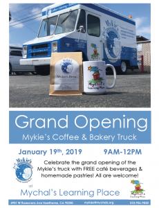 Mykie's Coffee & Bakery Truck